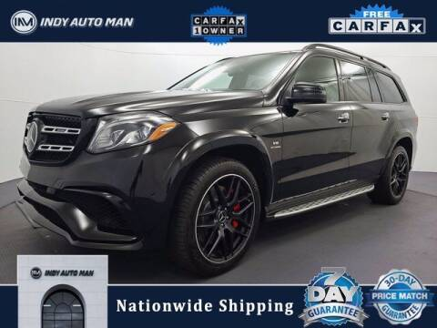 2017 Mercedes-Benz GLS for sale at INDY AUTO MAN in Indianapolis IN