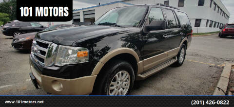 2011 Ford Expedition for sale at 101 MOTORS in Hasbrouck Heights NJ