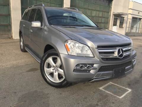 2011 Mercedes-Benz GL-Class for sale at Illinois Auto Sales in Paterson NJ