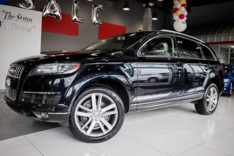 2014 Audi Q7 for sale at Quality Auto Center in Springfield NJ