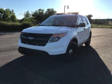 2014 Ford Explorer for sale at CLIFTON COLFAX AUTO MALL in Clifton NJ