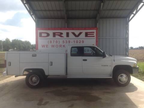 1996 Dodge Ram Pickup 3500 for sale at Drive in Leachville AR