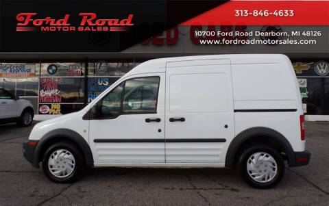 2013 Ford Transit Connect for sale at Ford Road Motor Sales in Dearborn MI