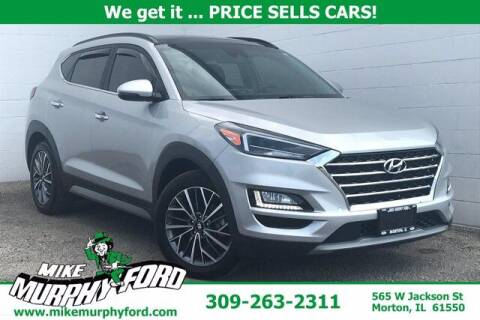 2020 Hyundai Tucson for sale at Mike Murphy Ford in Morton IL