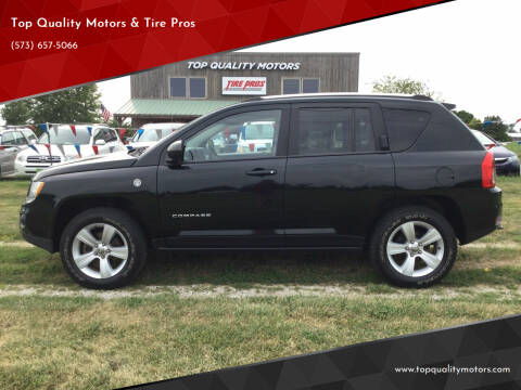 2013 Jeep Compass for sale at Top Quality Motors & Tire Pros in Ashland MO