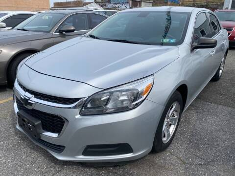 2016 Chevrolet Malibu Limited for sale at The PA Kar Store Inc in Philladelphia PA