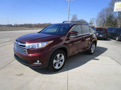 2014 Toyota Highlander for sale at Dunlap Motors in Dunlap IL