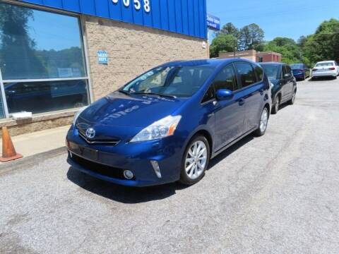 2012 Toyota Prius v for sale at Southern Auto Solutions - 1st Choice Autos in Marietta GA