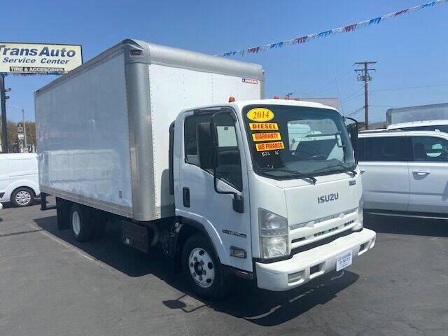 2014 Isuzu NPR-HD for sale at Auto Wholesale Company in Santa Ana CA