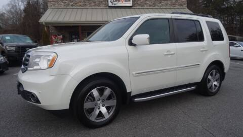 2014 Honda Pilot for sale at Driven Pre-Owned in Lenoir NC