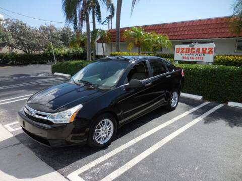 2010 Ford Focus for sale at Uzdcarz Inc. in Pompano Beach FL