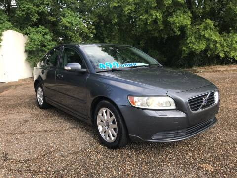 2008 Volvo S40 for sale at DRIVE ZONE AUTOS in Montgomery AL