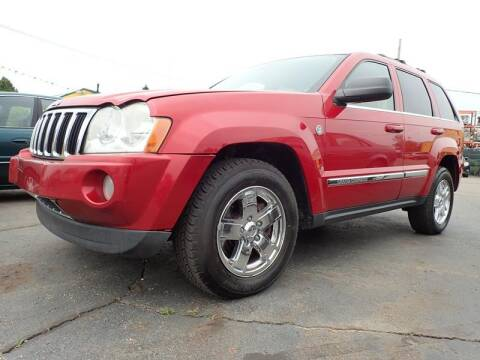 2005 Jeep Grand Cherokee for sale at RPM AUTO SALES in Lansing MI