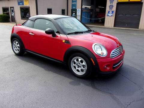 2013 MINI Coupe for sale at Dave Thornton North East Motors in North East PA