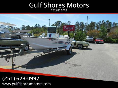 1982 SEA NYMPH for sale at Gulf Shores Motors in Gulf Shores AL