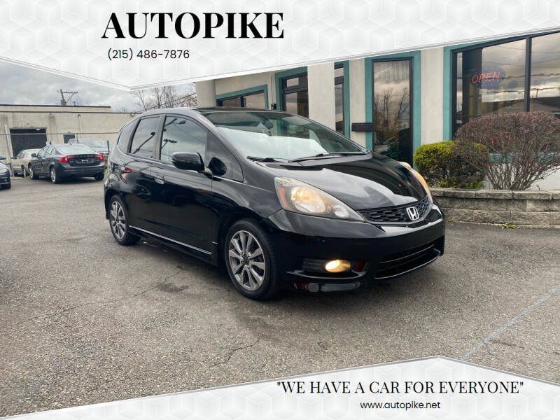 2012 Honda Fit for sale at Autopike in Levittown PA