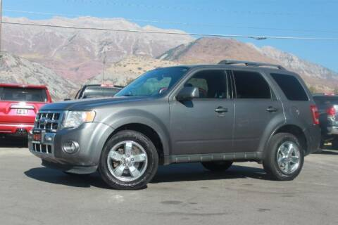 2012 Ford Escape for sale at REVOLUTIONARY AUTO in Lindon UT
