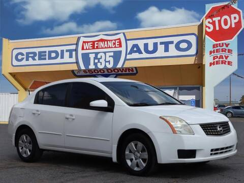 2007 Nissan Sentra for sale at Buy Here Pay Here Lawton.com in Lawton OK