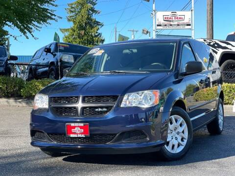 2014 RAM C/V for sale at Real Deal Cars in Everett WA