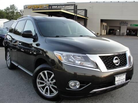2015 Nissan Pathfinder for sale at Perfect Auto in Manassas VA