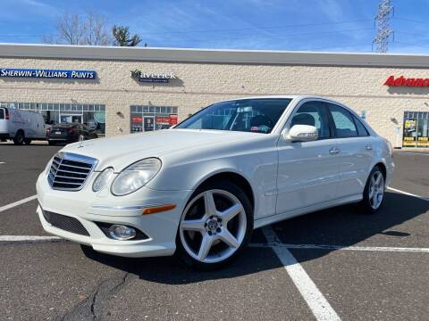 2009 Mercedes-Benz E-Class for sale at PA Auto World in Levittown PA