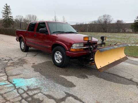 2004 Chevrolet S-10 for sale at 100% Auto Wholesalers in Attleboro MA