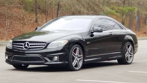 2010 Mercedes-Benz CL-Class for sale at United Auto Gallery in Suwanee GA