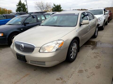 2008 Buick Lucerne for sale at Sarpy County Motors in Springfield NE