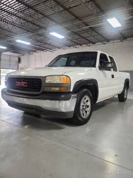 2002 GMC Sierra 1500 for sale at Brian's Direct Detail Sales & Service LLC. in Brook Park OH