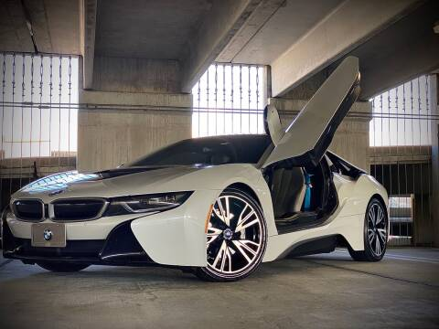 2015 BMW i8 for sale at FALCON AUTO BROKERS LLC in Orlando FL
