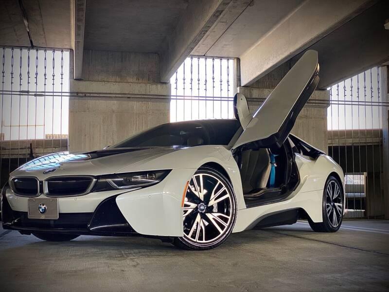 2015 BMW i8 for sale at FALCON AUTO BROKERS LLC in Orlando FL