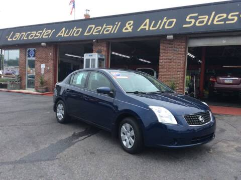 2007 Nissan Sentra for sale at Lancaster Auto Detail & Auto Sales in Lancaster PA