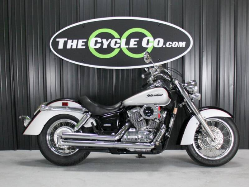 2004 Honda Shadow Aero for sale at THE CYCLE CO in Columbus OH