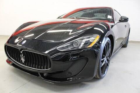 2017 Maserati GranTurismo for sale at Road Runner Auto Sales WAYNE in Wayne MI