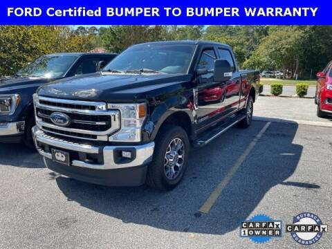 2020 Ford F-250 Super Duty for sale at PHIL SMITH AUTOMOTIVE GROUP - Tallahassee Ford Lincoln in Tallahassee FL