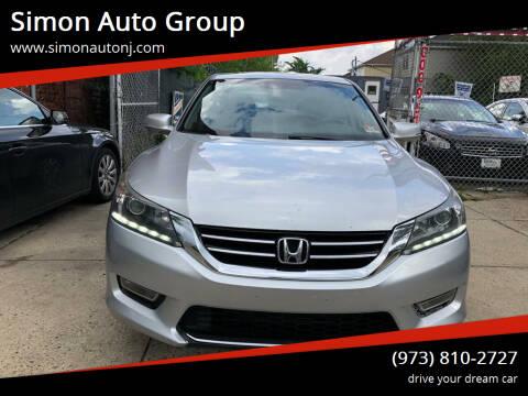 2013 Honda Accord for sale at Simon Auto Group in Newark NJ