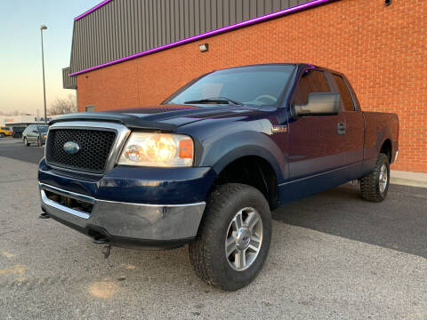 2008 Ford F-150 for sale at Boise Motorz in Boise ID