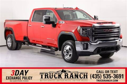 2020 GMC Sierra 3500HD for sale at Truck Ranch in Logan UT