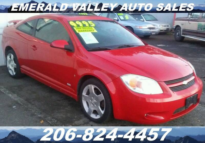 2006 Chevrolet Cobalt for sale at Emerald Valley Auto Sales in Des Moines WA
