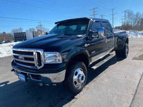 2005 Ford F-350 Super Duty for sale at Siglers Auto Center in Skokie IL