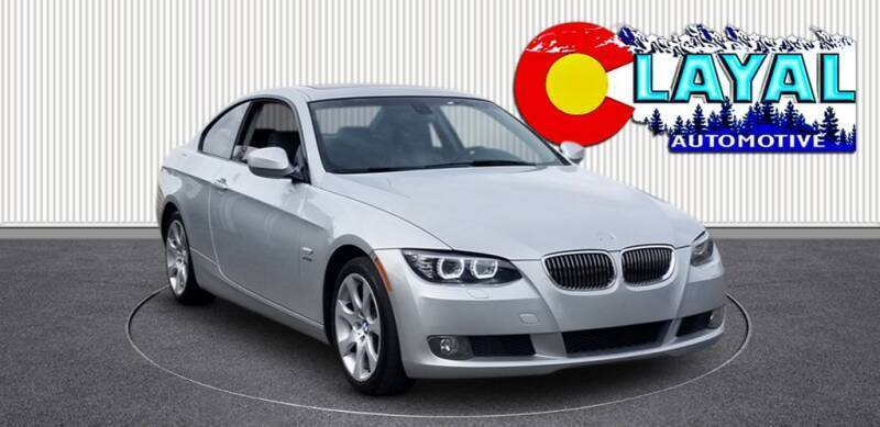 2010 BMW 3 Series for sale at Layal Automotive in Englewood CO