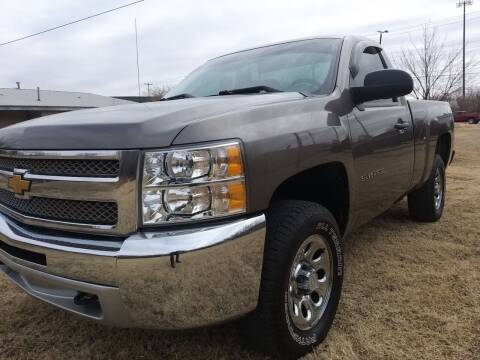2012 Chevrolet Silverado 1500 for sale at Empire Auto Remarketing in Shawnee OK