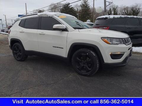 2018 Jeep Compass for sale at Autotec Auto Sales in Vineland NJ