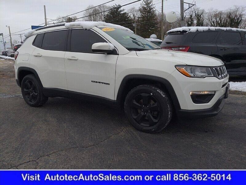 2018 Jeep Compass for sale at Autotec Auto Sales in Vineland NJ