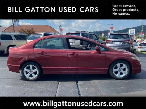2009 Honda Civic for sale at Bill Gatton Used Cars in Johnson City TN
