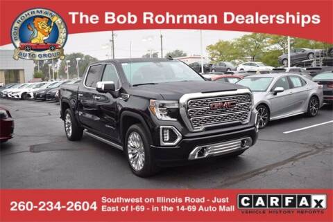 2019 GMC Sierra 1500 for sale at BOB ROHRMAN FORT WAYNE TOYOTA in Fort Wayne IN