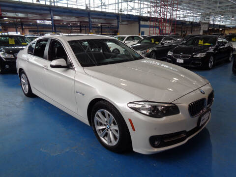 2015 BMW 5 Series for sale at VML Motors LLC in Teterboro NJ