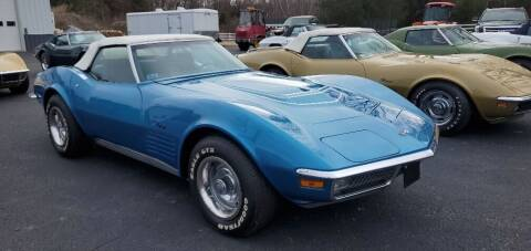 1970 Chevrolet Corvette for sale at Carroll Street Auto in Manchester NH