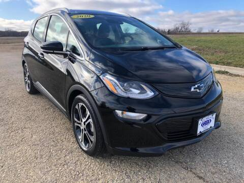 2020 Chevrolet Bolt EV for sale at Alan Browne Chevy in Genoa IL