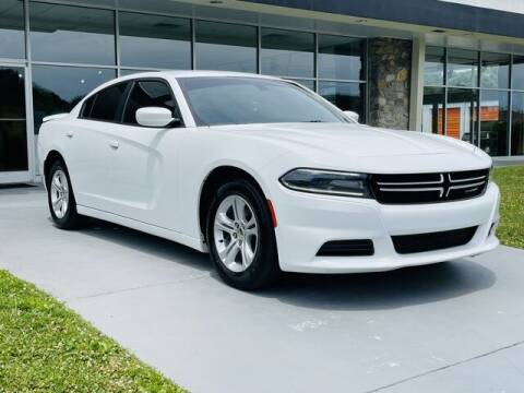 2015 Dodge Charger for sale at RUSTY WALLACE CADILLAC GMC KIA in Morristown TN